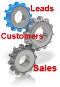 marketing services for more customers and sales